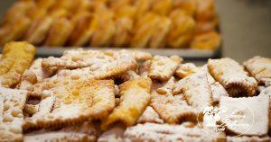 Dolci di carnevale all'Oasi Deliziosa: Le Chiacchiare