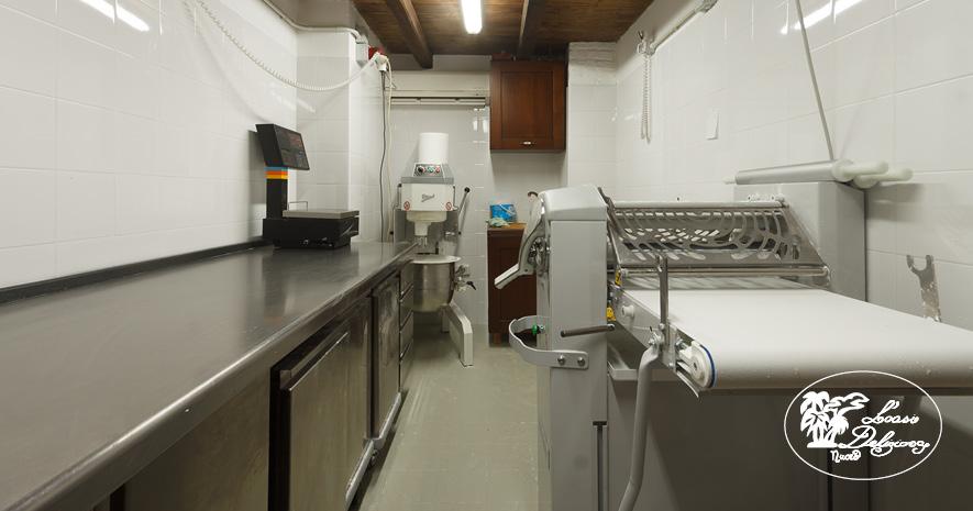 Laboratorio di pasticceria glutenfree
